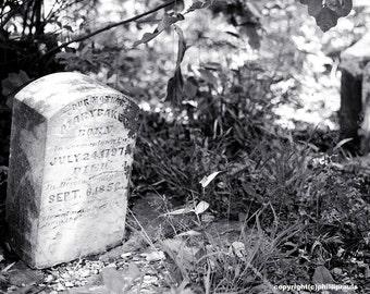 Mary Baker Tombstone 1797-1852