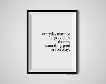 Everyday May Not Be Etsy