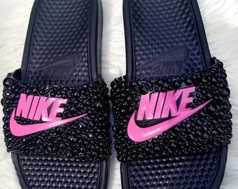 best sneakers 991db c045c Nike Pearl Slides