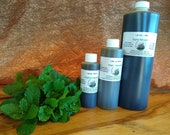 Lemon Balm Oil Double Infused Organic Extract Concentrated Hand Made in small batches Vegan Non-GMO Gluten-Free Non-Irradiated
