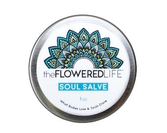 Organic Soul Salve- Moisturizing | Healing | Cruelty-Free