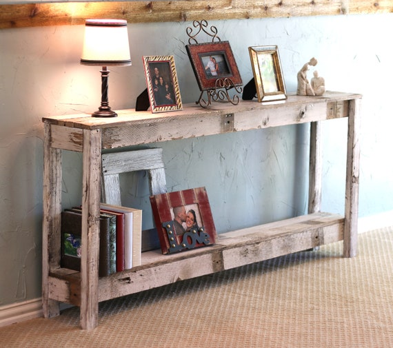 Fabulous Rustic Farmhouse Sofa Table 60 Squirreltailoven Fun Painted Chair Ideas Images Squirreltailovenorg