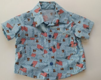 Toddler Boys' Shirt