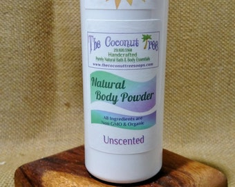 Unscented Powder - Aluminium Free