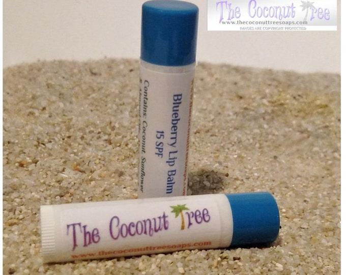 Blueberry Flavor Lip Balm