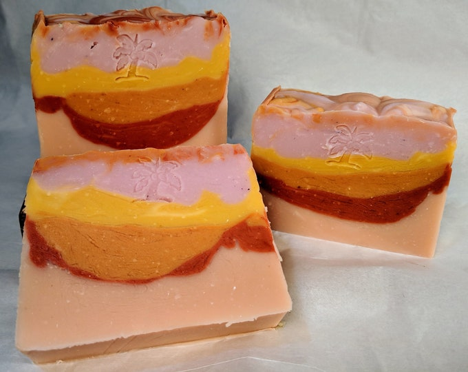 Refreshing Morning Soap / Antibacterial Soap / Lavender Soap / Peppermint Soap / vegan soap