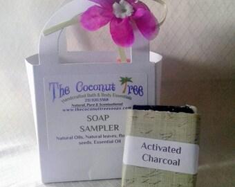Soap Sample Gift Pack