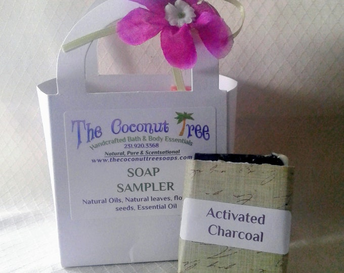Soap Sample Gift Pack