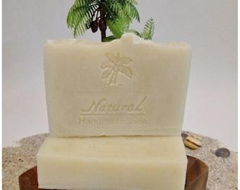 Basic Bar Soap / Unscented & No Coloring