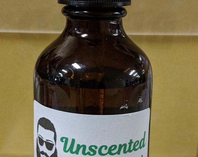 UnScented Beard Oil