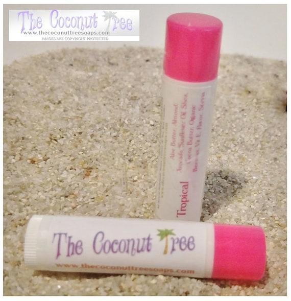 Tropical Flavor Lip Balm