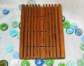Wooden Soap Dish / Soap Dish for Handmade Soap / Handmade soap dish