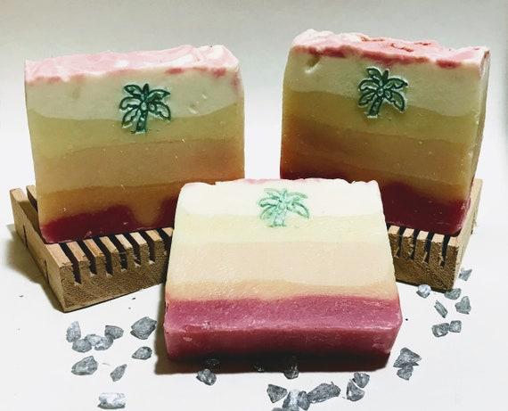Refreshing Morning Soap / Antibacterial Soap / Lavender Soap / Peppermint Soap / vegan soap