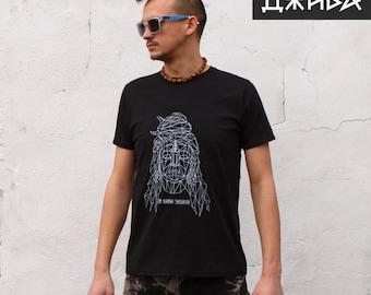 Shiva T-shirt, silkscreening Free shipping