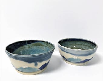 Mountain Bowl Set