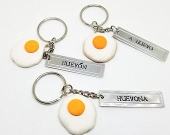 A huevo keychain 95c2a55b905d