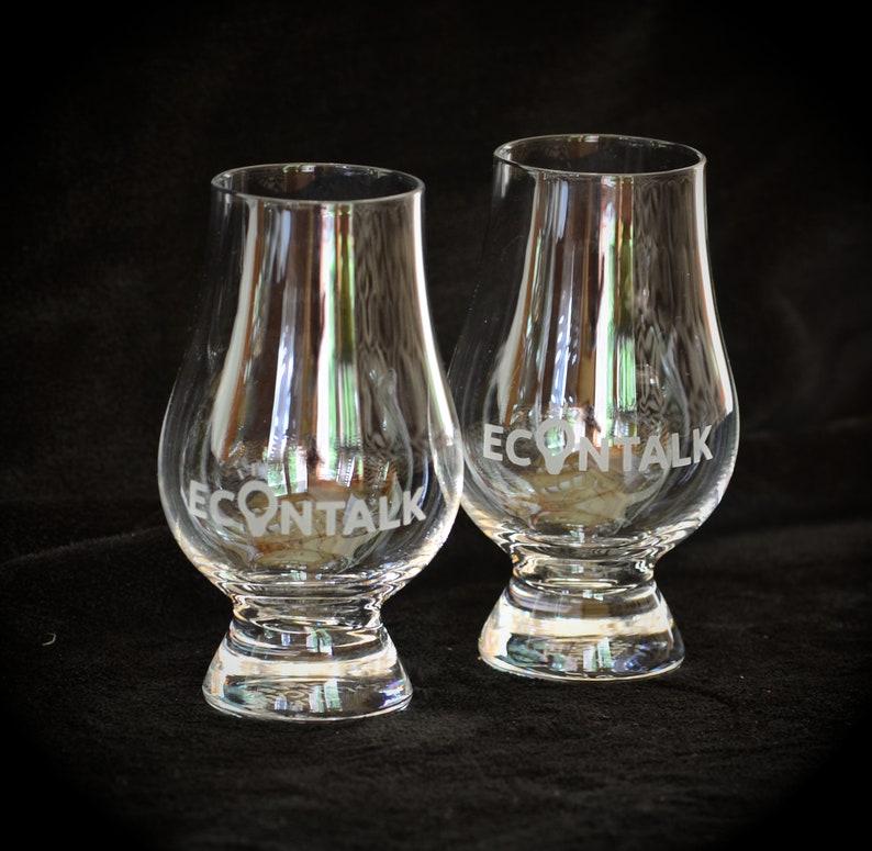 EconTalk Glencairn Glasses  Pair image 0
