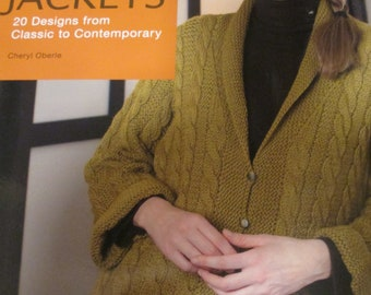 4a8827521533 Knitted Jackets Book