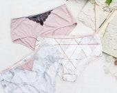 Mid-Rise Comfortable Hunter Panties PDF Sewing Pattern for Boy Leg Underwear