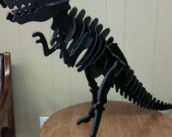 Bag of Bones: 3 Dimensional T-Rex Puzzle