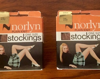 de60f10bd Vintage Norlyn Stockings