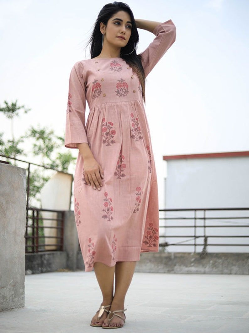 265d5c0614778 Hippie floral maxi dress Indian dress summer dress cotton   Etsy