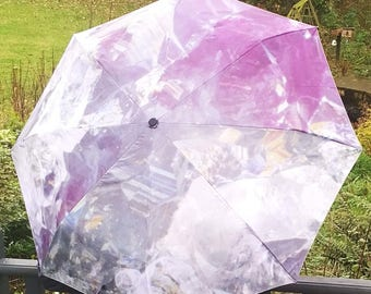 Amethyst Umbrella