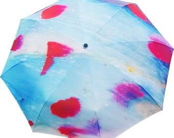 Umbrella - Petals in the Breeze