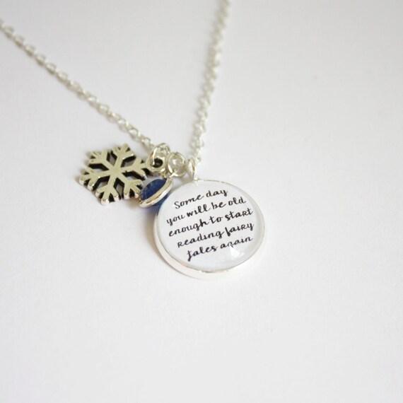 Kragen Mut liebes Herz Halskette Halskette Custom C S Lewis | Etsy