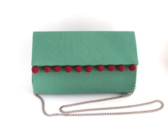 MOSCÚ Clutch / Clutchbag / Bag / Handbag / Purse