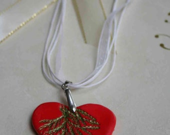 necklace, Valentine's Day