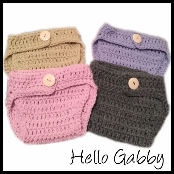 Crochet Diaper Cover Pattern 12 18 Months Crochet Pattern Etsy