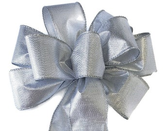 Patterned Christmas Bows