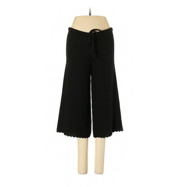 Nellik Vintage Knit Aplaca Goucho Lounge Pants - image 3