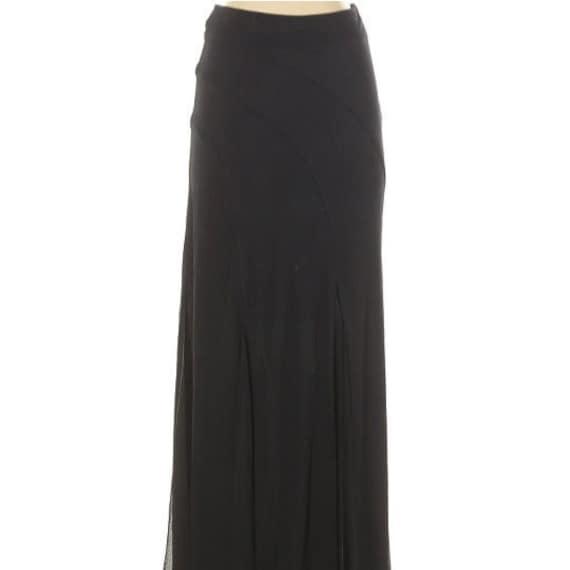 Joseph Ribkoff Vintage Sexy Split Hem Skirt 4