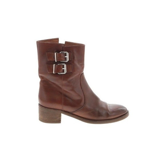 J. Crew vintage leather Ankle Boots 6
