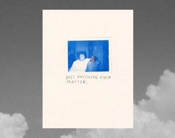 matter // riso print