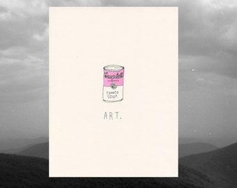 art // riso print