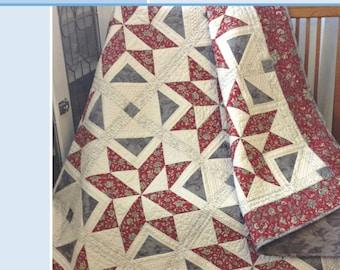 Pinafore -- DIGITAL Quilt Pattern