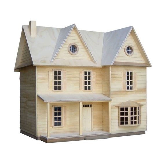 Half Scale Dollhouse Kit Real Good Toys Dollhouse Kit