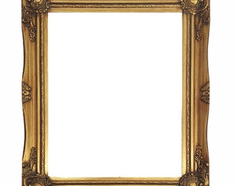 11x14 Gold Frame Etsy