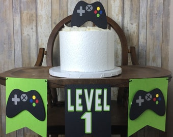 Video Game Controller Level 1 Party Pack