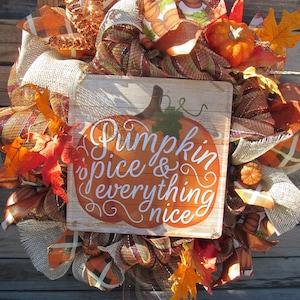 Fall Wreath Fall Berry Teardrop Fall Pumpkin Door Decor Thanksgiving Gourd Wreath Autumn Skies Pumpkin Pies Wreath Thanksgiving Teardrop