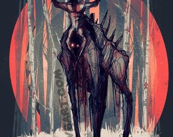 The Ritual Fine Art Print Poster