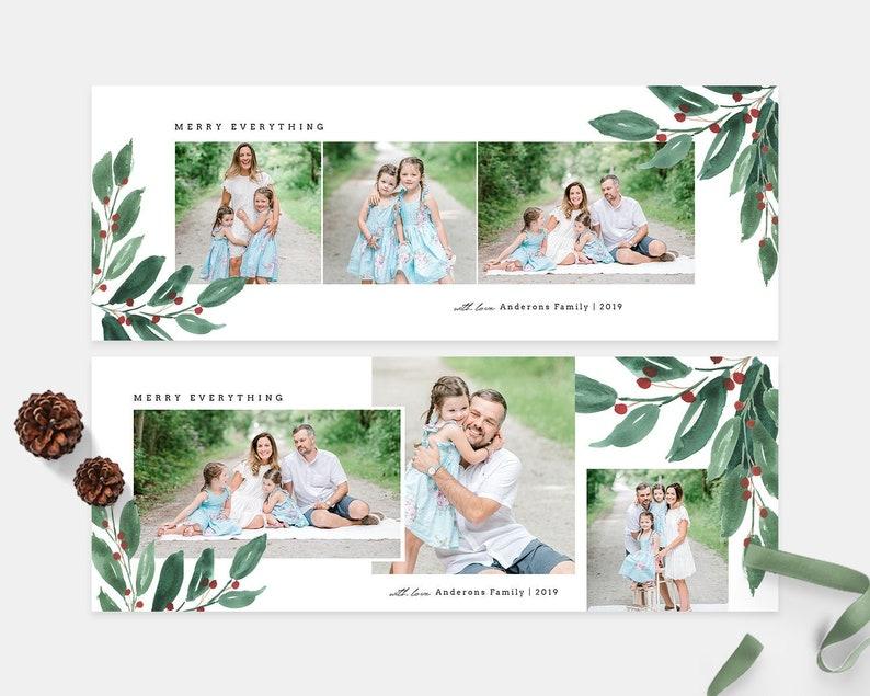 Christmas Facebook Timeline Cover, Facebook Photoshop Template, Photography  Template, Facebook Timeline - FB030