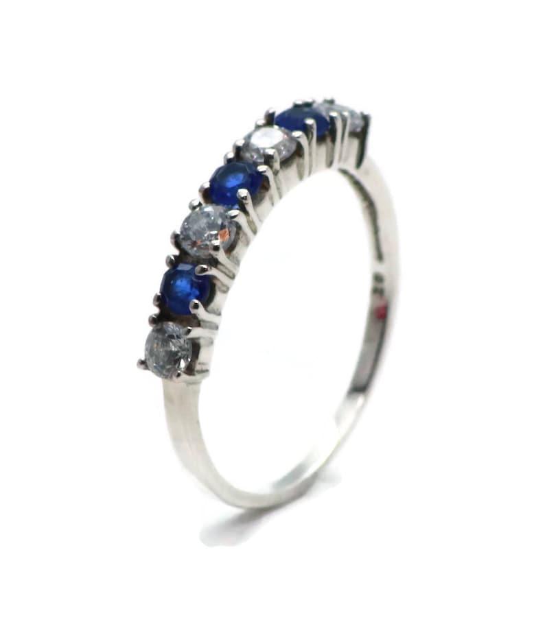 Silver Rings Women Womens Jewellery Womens Rings Silver Cubic Zirconia Ring Cubic Zirconia Womens Silver Rings 925 Sterling Silver