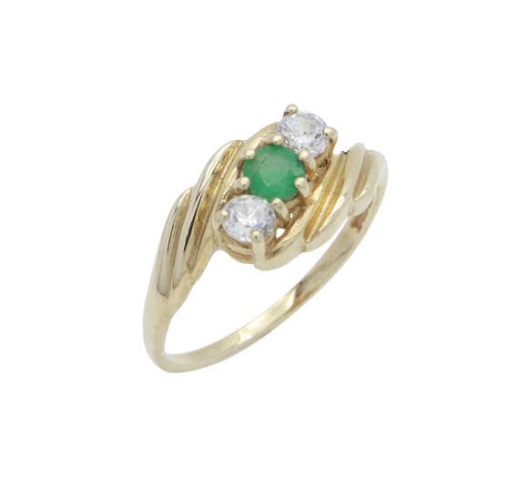 Emerald Engagement, Emerald Ring, Engagement Ring,