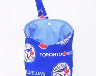 Toronto Blue JaysHanging Storage Pod, Nursery Storage, Hanging Storage Pod, Hanging Organizer, Home Decor