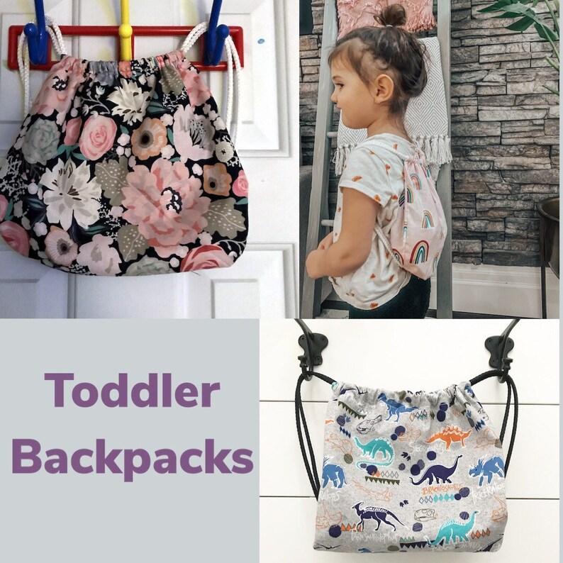 Toddler Backpack Kids Backpack Book Bag First Day of image 0