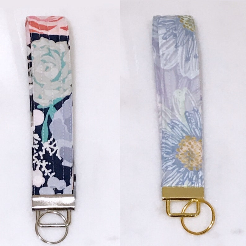 Key Fobs Wristlet Key Chain Key Holder image 0